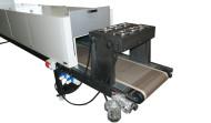 Forno Flaconi - Unità  di raffreddamento in uscita al forno (opzionale)