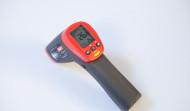 Pirometro ottico - Lcd