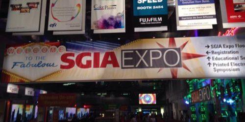 Ingresso Fiera SGIA 2014