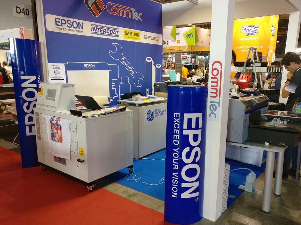 Forno a 3 cassetti DIDO Shop 230V - Stand COMMTEC