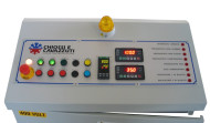 Dryer Fahrenheit Gas - control panel