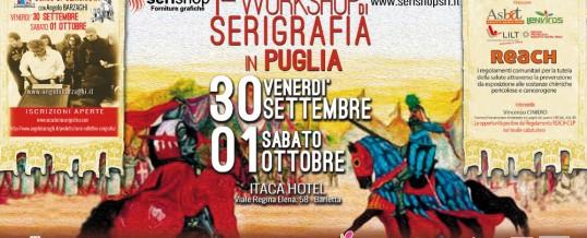 1° Workshop in Puglia