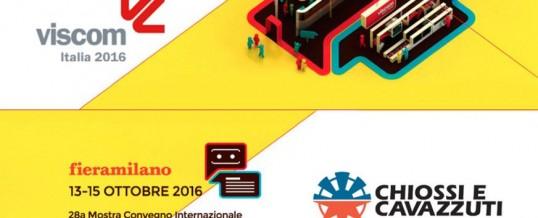 Viscom Milano 2016