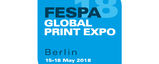 Fespa Berlino 2018