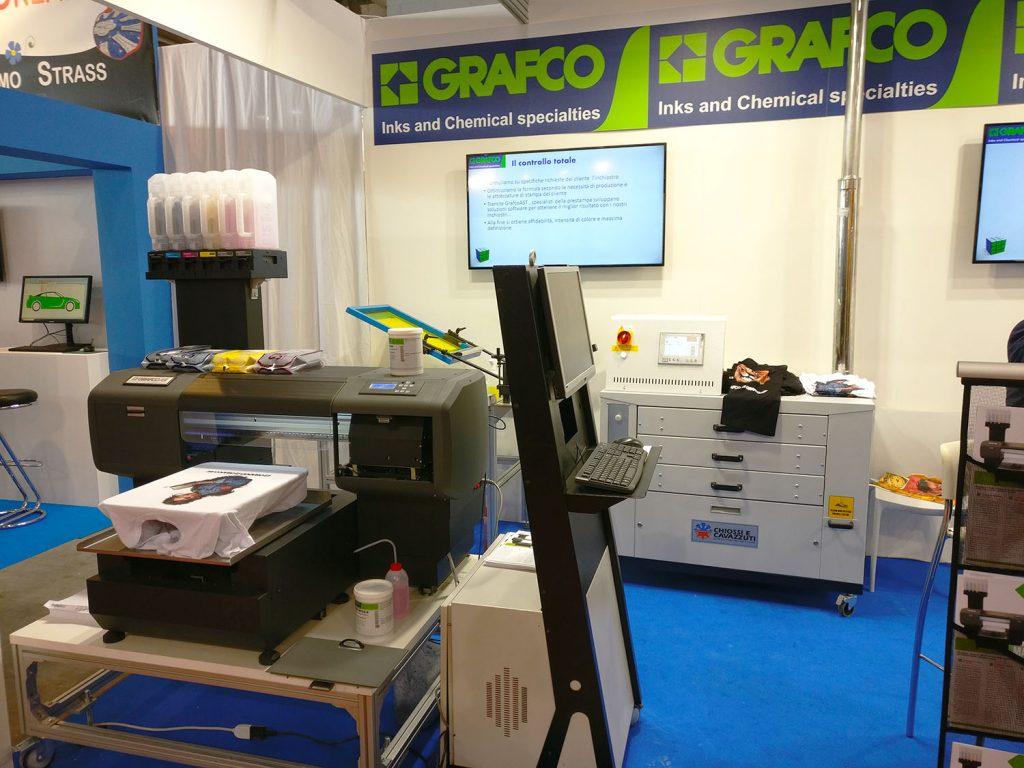 Forno a 3 cassetti DIDO Shop 230V - Stand GRAFCO