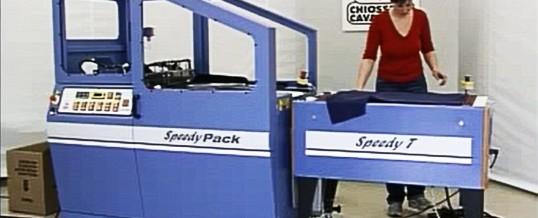 Production Line: SpeedyT e Auto Packaging Machine